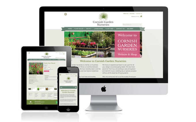New Growth for Cornish Garden Nurseries