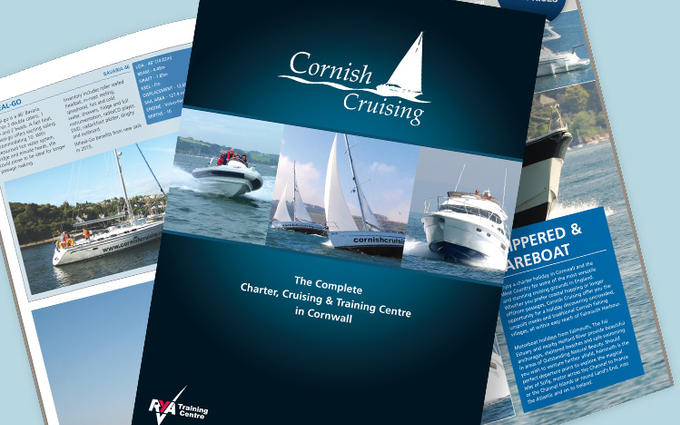 Cornish Cruising Brochure